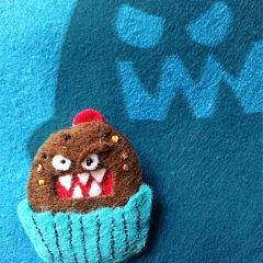 Monster muffin!