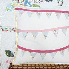 Garland Pillow Case